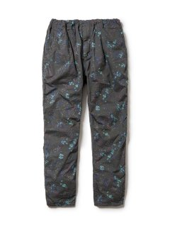 nonnative MANAGER EASY PANTS RELAX FIT COTTON TWILL LIBERTY🄬 PRINT