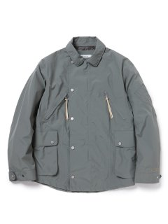 nonnative COMMANDER JACKET POLY TAFFETA WITH GORE-TEX🄬 2L