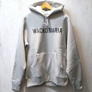 WACKO MARIA HEAVY WEIGHT PULLOVER HOODED SWEAT SHIRT ( TYPE-2 )