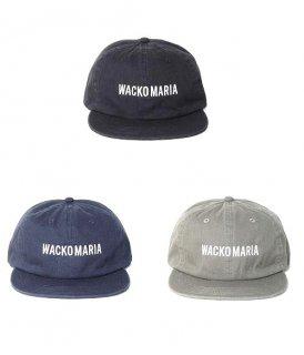 WACKO MARIA 6 PANEL CAP ( TYPE-1 )