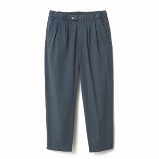 NAISSANCE ORGANIC DYED PLEATED PANTS