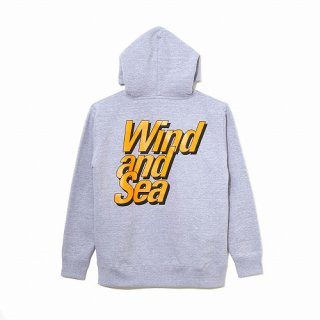 WIND AND SEA PULLOVER SWEAT K