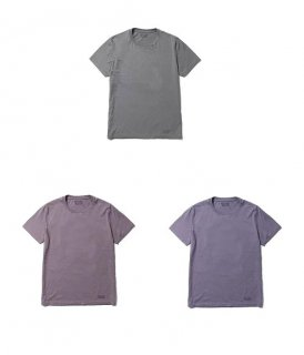 WACKO MARIA 3 PACK CREW NECK COLOR T-SHIRT ( TYPE-2 )