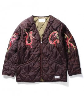 WACKO MARIA QUILTED JACKET ( TYPE-2 )