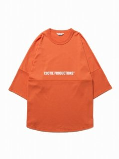 COOTIE Football Oversized S/S Tee