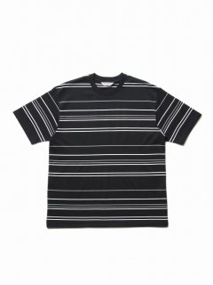COOTIE Panel Border S/S Tee
