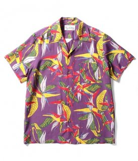 WACKO MARIA HAWAIIAN SHIRT S/S ( TYPE-7 )