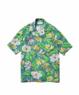 ROTTWEILER Magnolia Open Collar SS Shirt