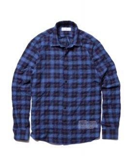 ROTTWEILER Check Regular LS Shirt