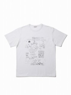COOTIE Print S/S Tee (WORD PROCESSING MACHINE)