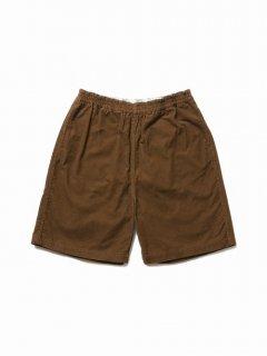 COOTIE Caramel Corduroy Easy Shorts