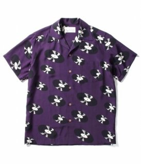 WACKO MARIA HAWAIIAN SHIRT S/S ( TYPE-5 )