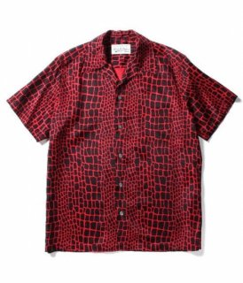 WACKO MARIA HAWAIIAN SHIRT S/S ( TYPE-14 )