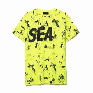 WIND AND SEA T-SHIRT PATTERN
