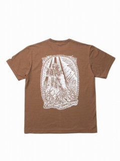 COOTIE Print S/S Tee (ROCK OF AGES)