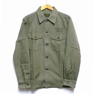 WACKO MARIA OLD ARMY SHIRT ( TYPE-1 )