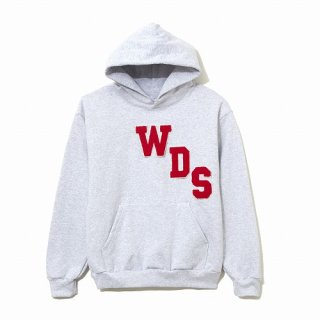 WIND AND SEA PULLOVER PARKA WDS WAPPEN