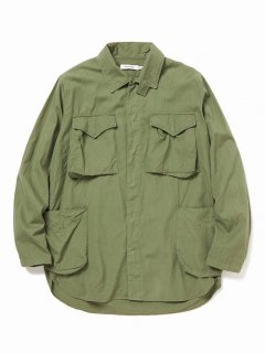 nonnative HUNTER SHIRT JACKET COTTON RIPSTOP