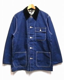 WACKO MARIA DENIM COVERALL -B- ( TYPE-3 )