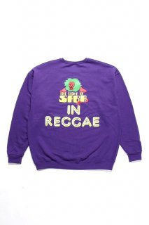 WACKO MARIA CREW NECK SWEAT SHIRT ( TYPE-4 )