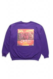 WACKO MARIA CREW NECK SWEAT SHIRT ( TYPE-1 )