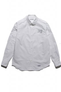 WACKO MARIA OXFORD B.D SHIRT ( TYPE-2 )