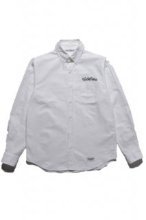 WACKO MARIA OXFORD B.D SHIRT ( TYPE-1 )