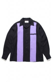WACKO MARIA TWO-TONE 50'S SHIRT