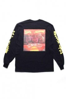 WACKO MARIA CREW NECK LONG SLEEVE T-SHIRT ( TYPE-1 )