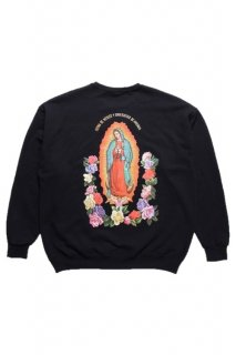 WACKO MARIA CREW NECK SWEAT SHIRT ( TYPE-9 )