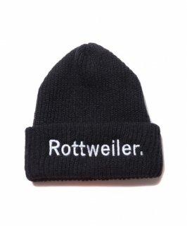 ROTTWEILER BRONER ROTTWEILER. Knit Cap