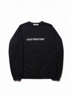 COOTIE Embroidery Crewneck Sweatshirt (COOTIE LOGO)