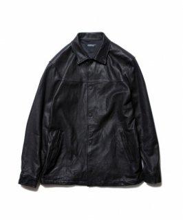 ROTTWEILER Leather Coach JKT