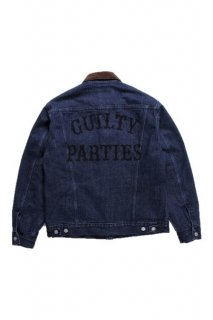 WACKO MARIA DENIM TRUCKER JACKET -A- ( TYPE-2 )