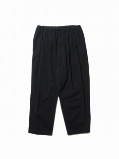 COOTIE Rough Twill 2 Tuck Tapered Easy Pants