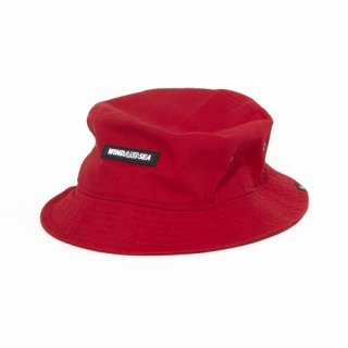WIND AND SEA WDS BUCKET HAT