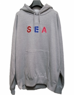 WIND AND SEA COLOR SEA HOODIE