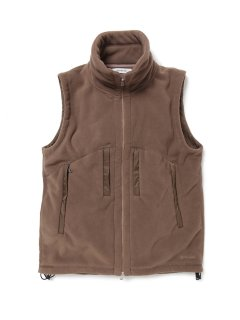 nonnative ALPINIST VEST POLY FLEECE POLARTEC®