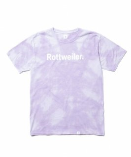 ROTTWEILER Dyed R・W Tee