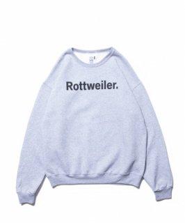 ROTTWEILER R・W Sweater