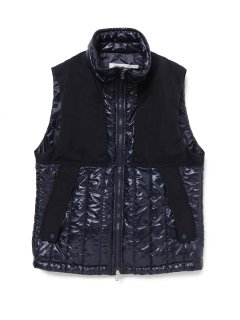 nonnative ALPINIST PUFF VEST POLY DICROS® DNA LIGHT