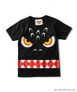 glamb Mini Godzilla T(ブラック)