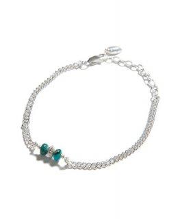 glamb Turquoise beads bracelet
