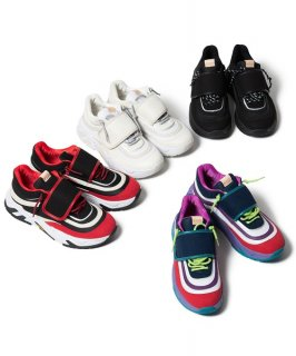 glamb Velcro chunky sneakers