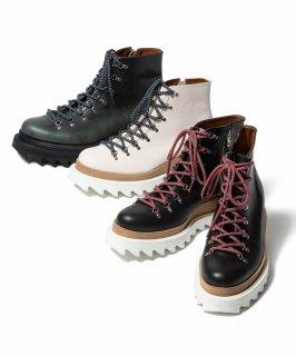 glamb Shark sole trekking boots