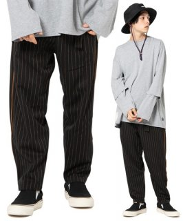 glamb Double wood bowling pants