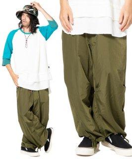 glamb Nylon cover pants