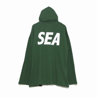WIND AND SEA SEA BIG ZIP HOODIE