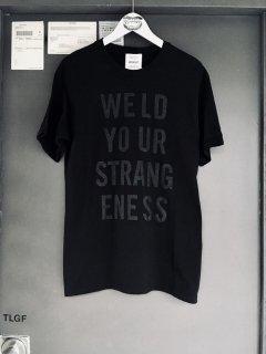 WRIGHT Tee Shirt WELD YOUR STRANGENESS