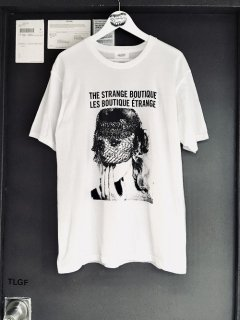 WRIGHT Tee Shirt STRANGE CAMILLE